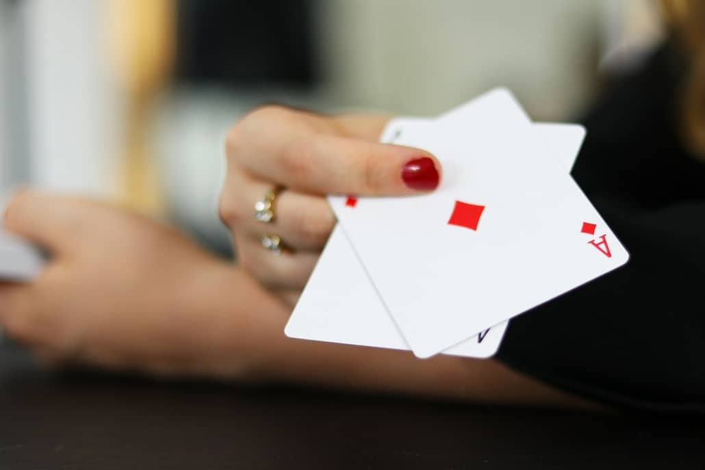 angle shooting in poker
