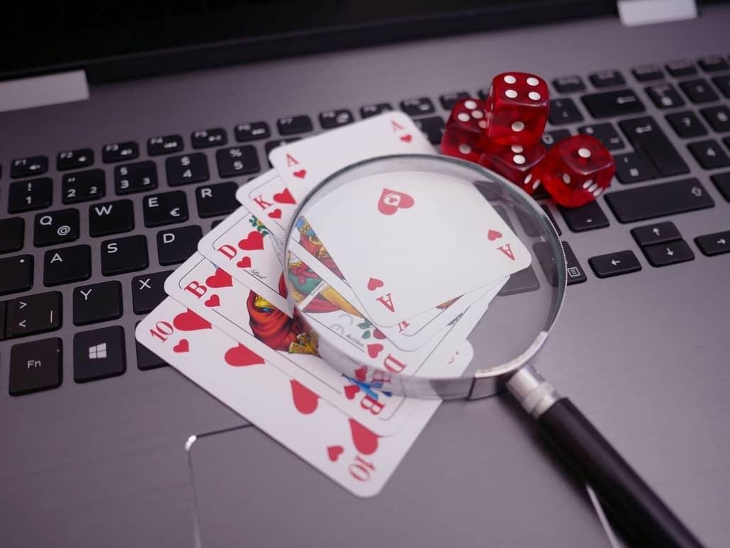poker angle shoot