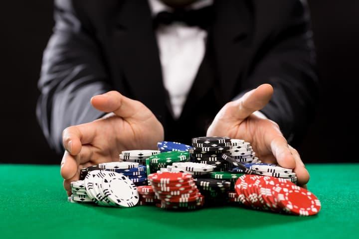 online poker winners