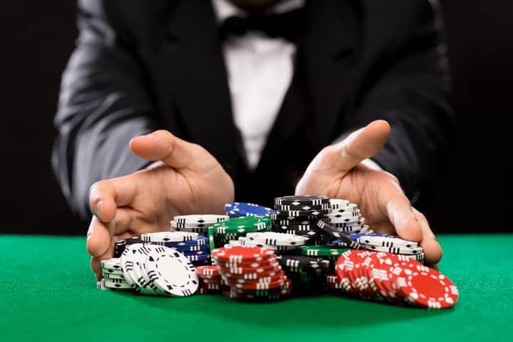 small ball poker strategy