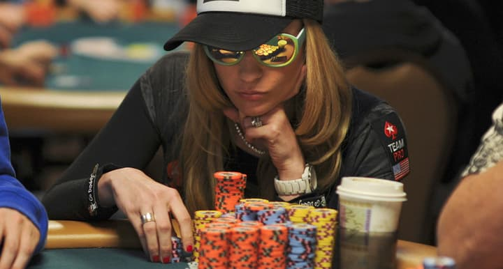 poker girls vanessa rousso