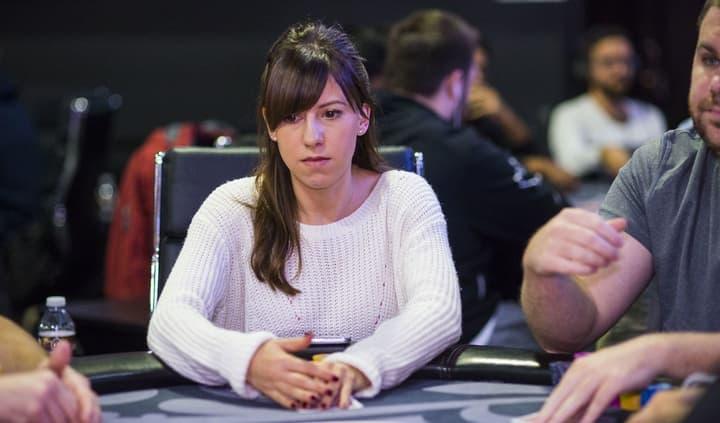 top female poker players kristen bicknell