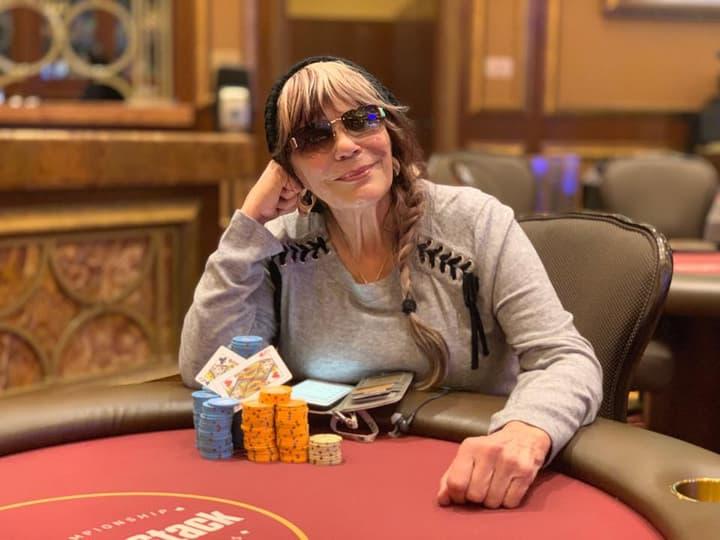women of poker barbara enright