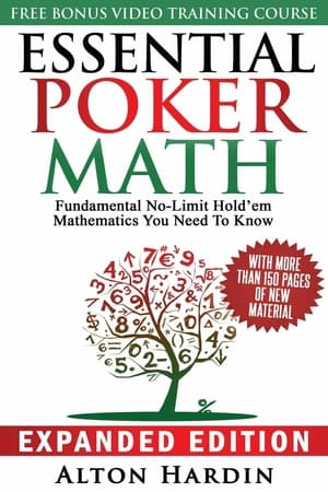 poker books - essential math
