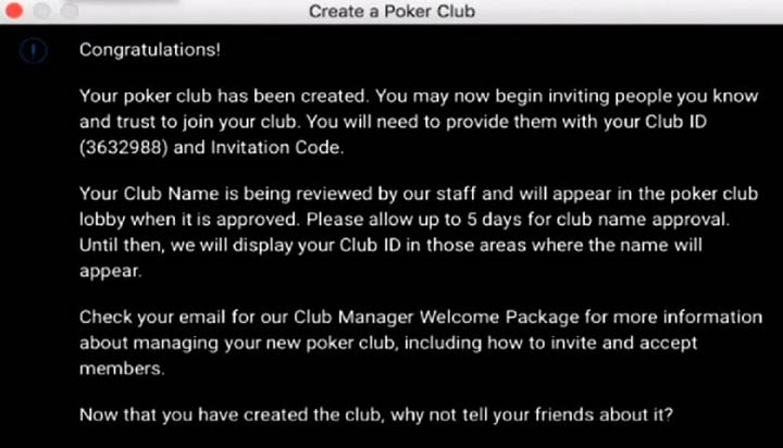 Play online poker with friends on PokerStars