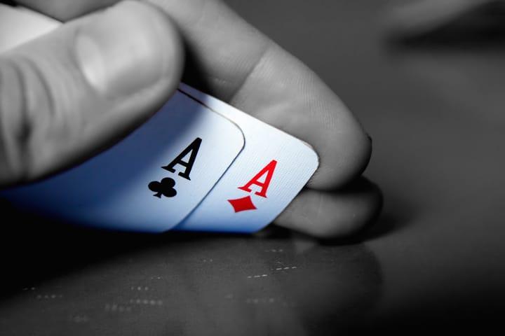 Poker etiquette - never slowroll