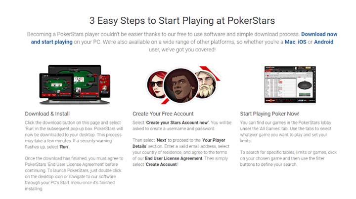 Poker with Friends on PokerStars