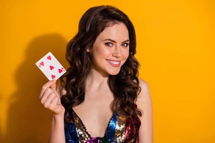 Why play strip poker