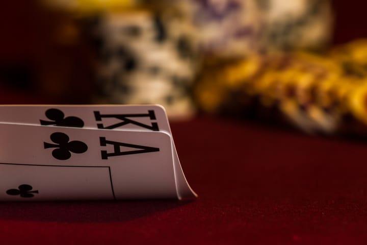 Card hand names big slick