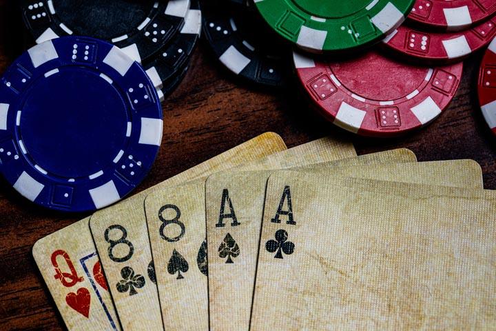Dead Mans Hand card hand names