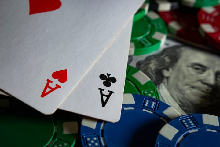 Deadmans hand and other poker superstitions