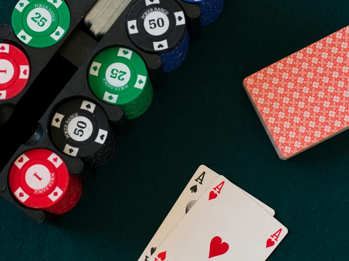 Poker hand names aces
