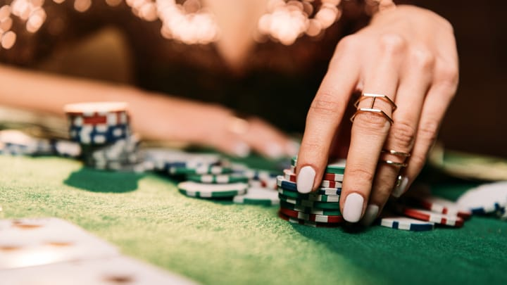 Buy in poker considerations