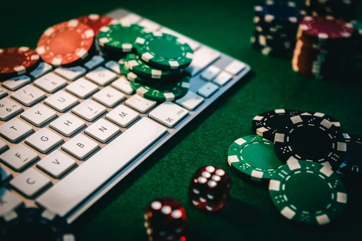 Online poker income