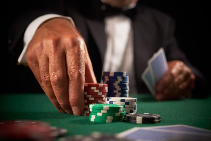 Poker buy-in for cash games