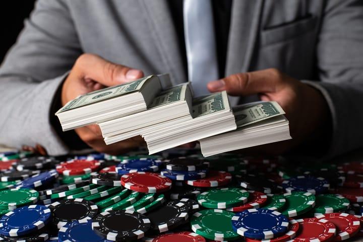 Tournament poker buy in