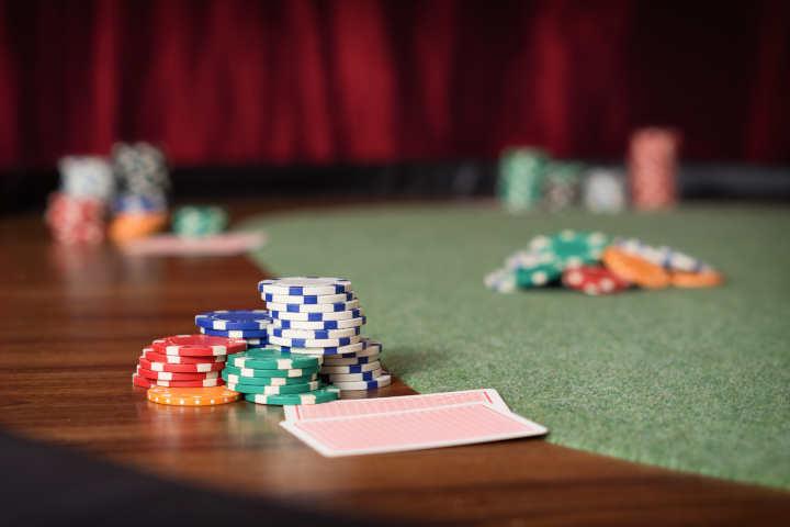 Poker setups