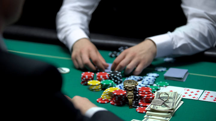 What is a poker downswing